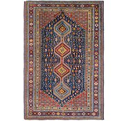 Link to 7' x 10' 6 Yalameh Persian Rug