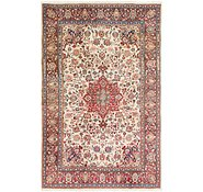 Link to 205cm x 318cm Sarough Persian Rug