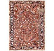 Link to 7' 2 x 10' Heriz Persian Rug
