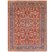 Link to 7' 6 x 10' Heriz Persian Rug