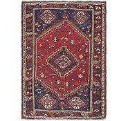 Link to 3' 7 x 5' Shiraz Persian Rug