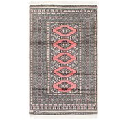 Link to 3' x 5' 8 Bokhara Rug