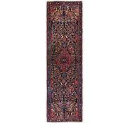 Link to 3' 3 x 11' 3 Mehraban Persian Runner Rug