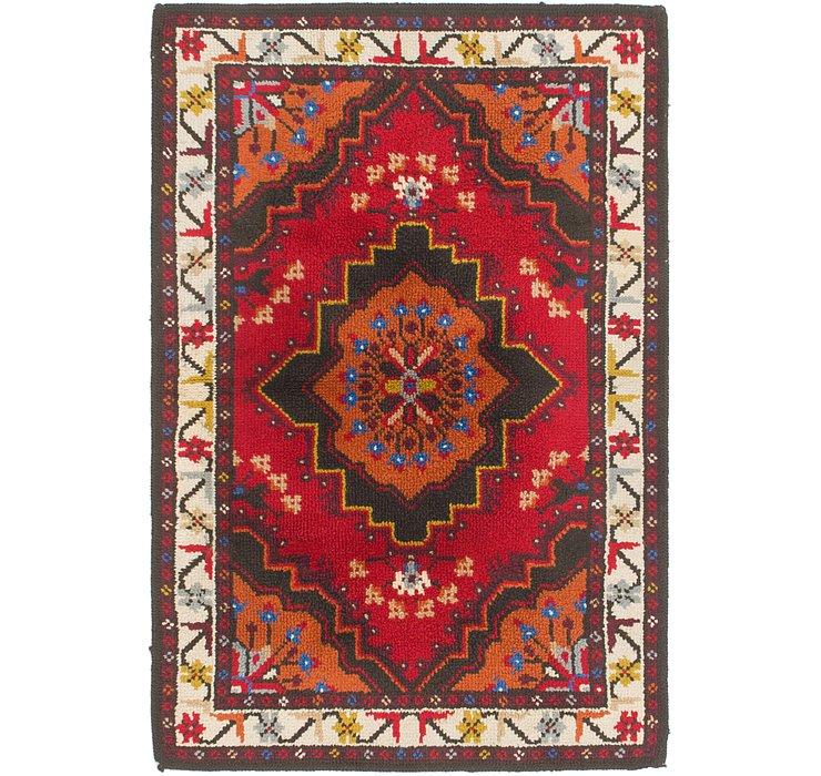 3' 10 x 5' 8 Moroccan Rug