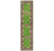 Link to 2' 9 x 11' 8 Moroccan Oriental Runner Rug