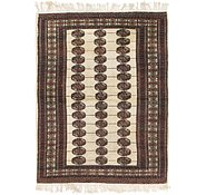 Link to 4' x 5' 10 Bokhara Oriental Rug