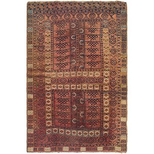 Link to 4' 10 x 7' 7 Shiraz Persian Rug item page