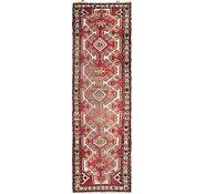 Link to 2' 6 x 9' Hamedan Persian Runner Rug