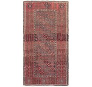 Link to 3' x 5' 9 Balouch Persian Rug