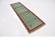 Link to 2' 8 x 9' 2 Gabbeh Runner Rug