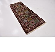 Link to 3' x 8' 4 Tabriz Persian Runner Rug
