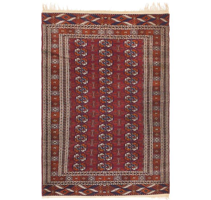 117cm x 183cm Bokhara Oriental Rug