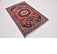 Link to 3' 5 x 5' 4 Viss Persian Rug
