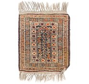 Link to 1' 7 x 2' Shiraz Persian Rug