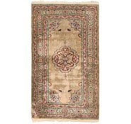 Link to 2' x 3' 4 Tabriz Persian Rug