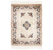 Link to 2' x 3' Antique Finish Rug