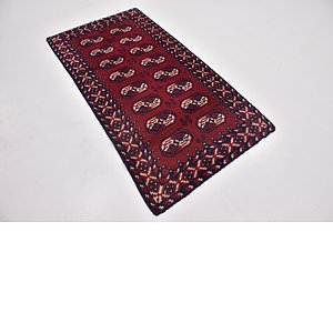 Link to 3' x 5' 10 Bokhara Rug item page