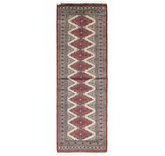 Link to 2' 8 x 8' 8 Bokhara Oriental Runner Rug