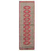 Link to 2' 7 x 8' 8 Bokhara Oriental Runner Rug