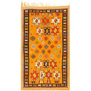 Unique Loom 4' 6 x 8' 4 Moroccan Rug