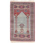 Link to 2' 8 x 4' 6 Lahour Oriental Rug