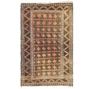 Link to 2' 9 x 4' 7 Shiraz Persian Rug
