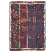 Link to 1' 8 x 2' 5 Shiraz Persian Rug