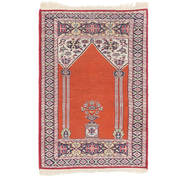 2' 8 x 4' 9 Lahour Rug