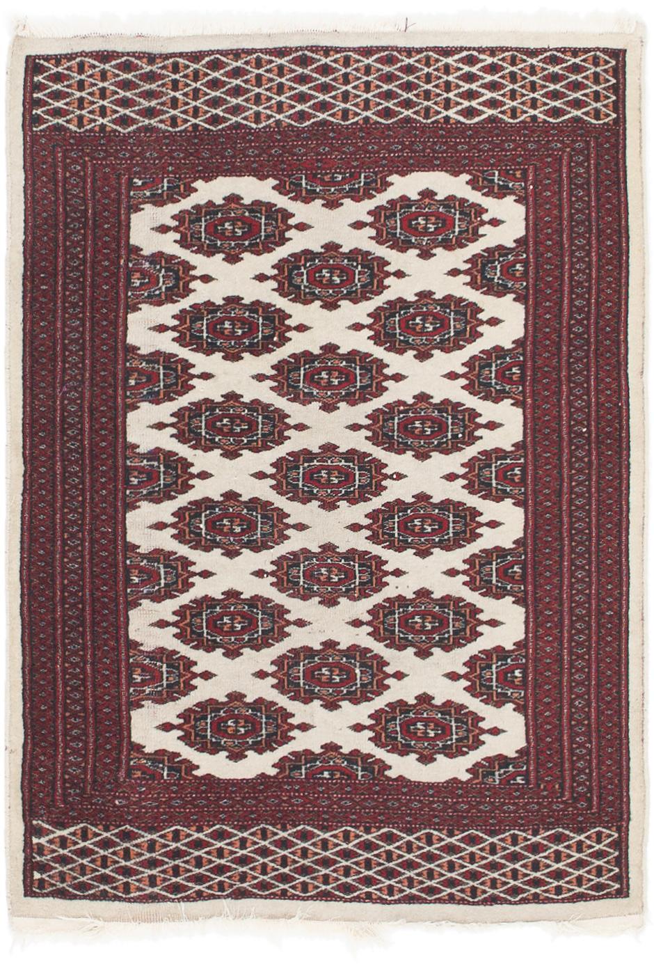 Main Unique Loom 2 8 X 3 Bokhara Oriental Rug Photo