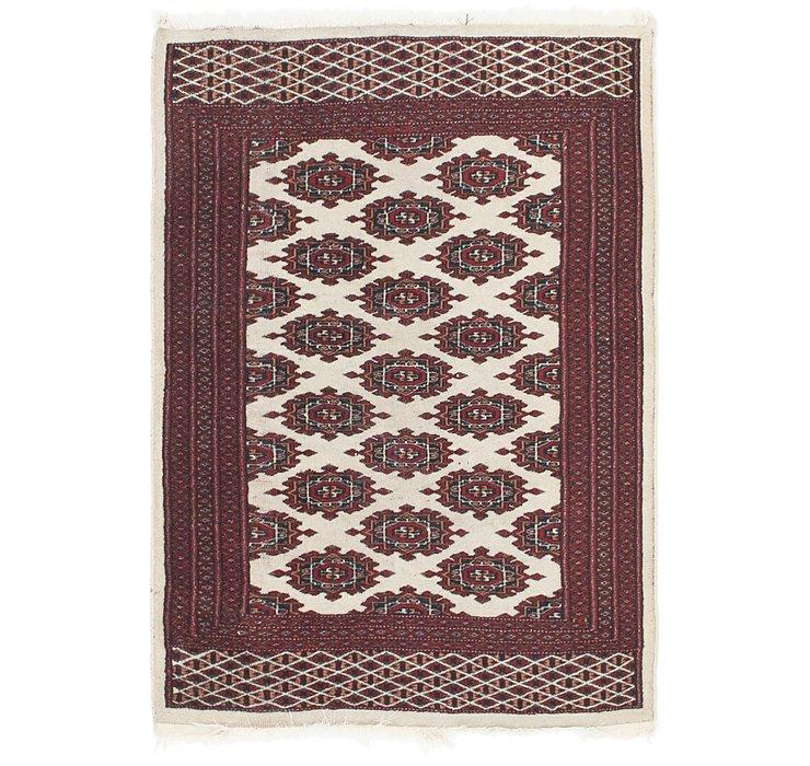 2' 8 x 3' 8 Bokhara Oriental Rug