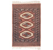 Link to 1' 10 x 3' 10 Bokhara Rug