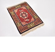 Link to 2' x 2' 9 Antique Finish Rug