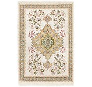 Link to 1' 8 x 2' 8 Tabriz Persian Rug
