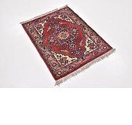 Link to 2' 5 x 3' Hamedan Persian Rug