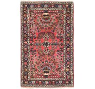 Link to 2' x 4' Mehraban Persian Rug