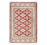 Link to 2' x 3' Bokhara Oriental Rug