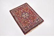 Link to 2' x 2' 7 Sarough Persian Rug