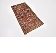 Link to 2' x 4' Sarough Persian Rug