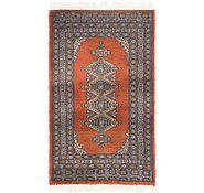 Link to 2' x 3' 5 Bokhara Oriental Rug