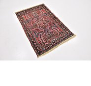 Link to 2' 8 x 4' 2 Sarough Persian Rug