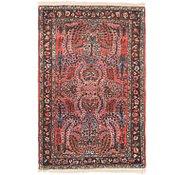 Link to 2' 8 x 4' 2 Sarough Persian Rug