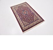 Link to 2' 9 x 4' 3 Bidjar Persian Rug