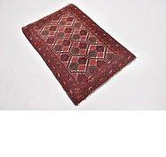 Link to 2' 7 x 3' 10 Afghan Ersari Rug