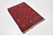 Link to 2' 8 x 4' Afghan Ersari Rug