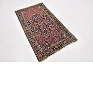 Link to 2' 7 x 4' 7 Sarough Persian Rug