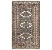 Link to 2' 8 x 4' 6 Bokhara Oriental Rug