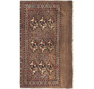 Link to 2' 6 x 4' 2 Bokhara Oriental Rug