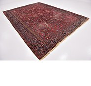 Link to 8' 7 x 11' 8 Heriz Persian Rug