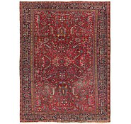 Link to 8' 7 x 11' 8 Heriz Persian Rug