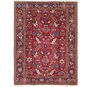 Link to 6' 3 x 8' 7 Heriz Persian Rug